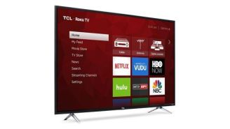 This 55-Inch 4K Ultra HD Roku Smart LED TV Is Only $370 Right Now