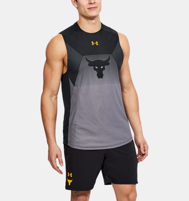 Project Rock Under Armour Collection New