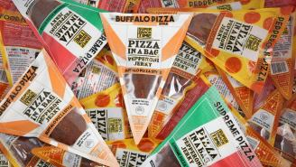 Is Pizza-In-A-Bag The Next Great Snack Food For Dudes?