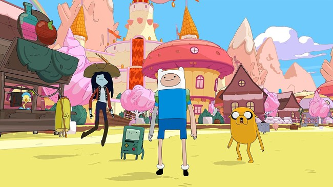 Upcoming Video Game New Releases April Adventure Time