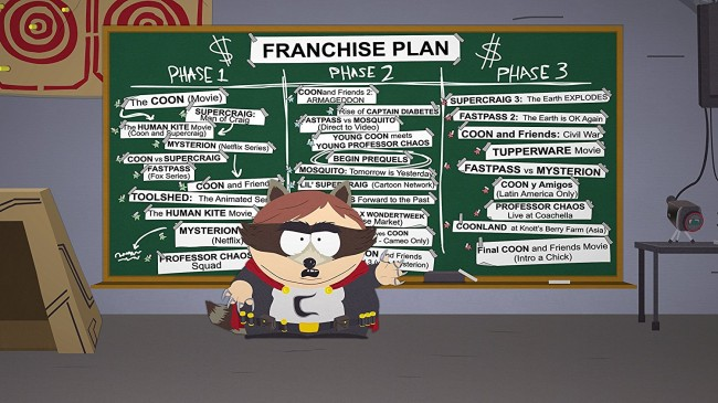 Upcoming Video Game New Releases April South Park