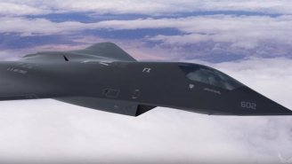 Air Force Gives Sneak Peek Of The Future Tech That Will Give America Air Superiority In 2030