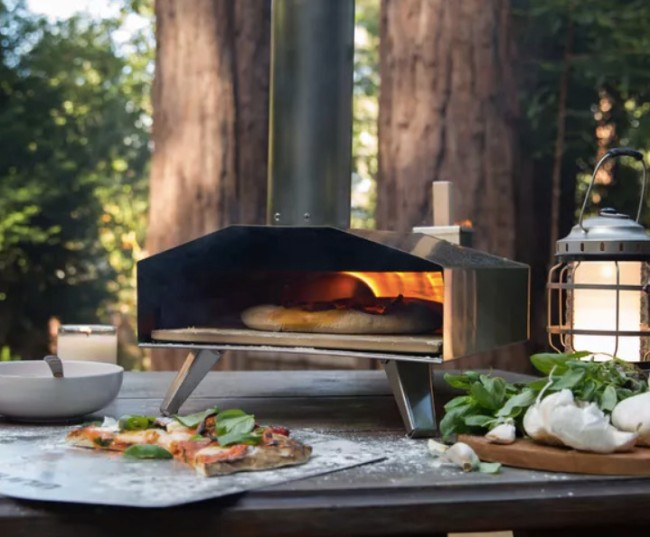 Uuni 3 Wood-Fire Pizza Oven