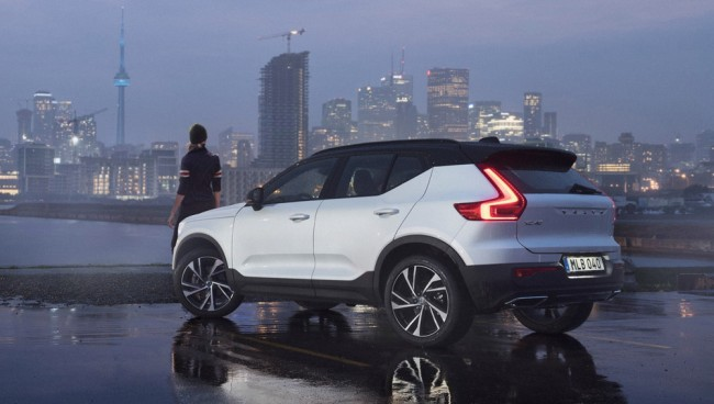 Volvo XC40 World Car of the Year