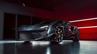 The New $1.4 Million, 800 HP Fenyr SuperSport Is The Latest Insane Creation By Dubai's W Motors