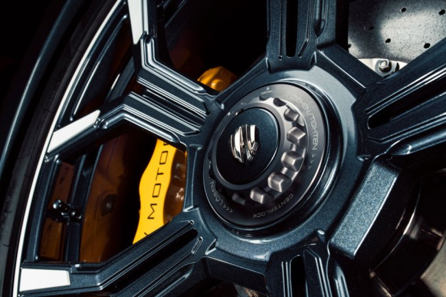 W Motors Fenyr SuperSport hypercar