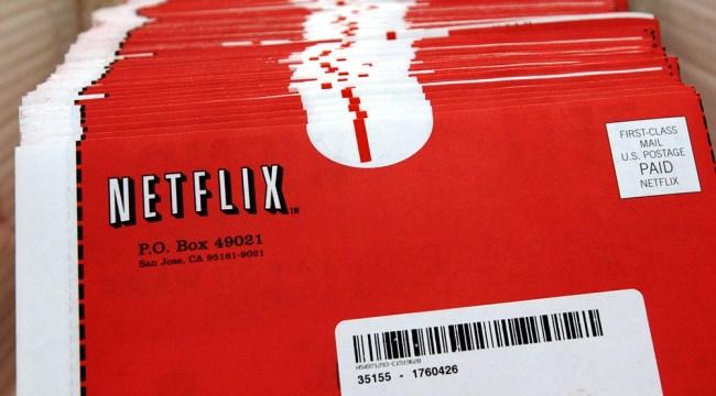 Watching Netflix 1995 Internet