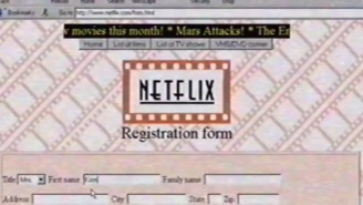 Here's What Kind Of Hell Trying To Watch Netflix On The Internet In 1995 Would Have Been