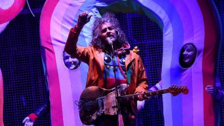The Flaming Lips And Dogfish Head Are Releasing A Record That's Literally Filled With Beer