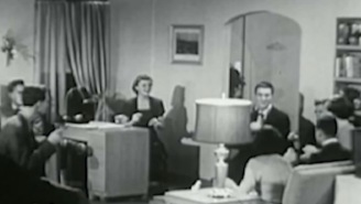 This 'What Makes A Good Party' Flashback Shows How Different House Parties Were In The 1950s