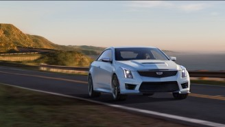 REVIEW: 2018 Cadillac ATS-V Coupe is a Wicked, 464-Horsepower Reminder of How Far Caddy Has Come