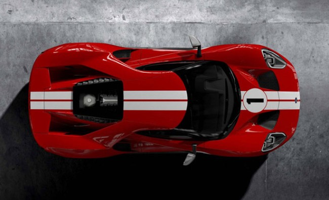 2018 Ford GT Heritage Edition Hennessey
