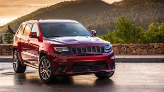The 707-Horsepower Jeep Grand Cherokee Trackhawk Is Even More Mind-Blowing The Second And Third Time Around