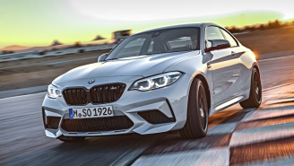 The New 2019 BMW M2 Competition Is Like A Race Car You Can Keep In Your Garage