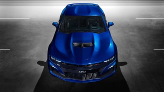 Chevy Gives The 2019 Camaro A Dramatic Facelift, Get Your First Look At The Rebooted Design