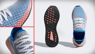 Cop Or Drop? Adidas Originals Releases New Color Treatment For Their Deerupt Running Shoe