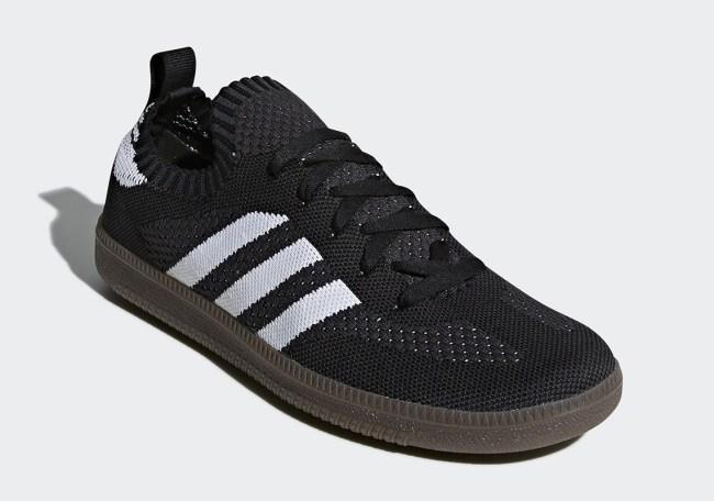 Adidas Originals Samba Primeknit Black Sneaker