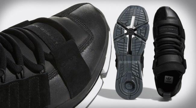 adidas Twinstrike ADV Stretch Leather Black