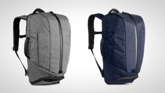 The Aer Duffel Pack 2 Is A 2-In-1 Backpack And Gym Bag