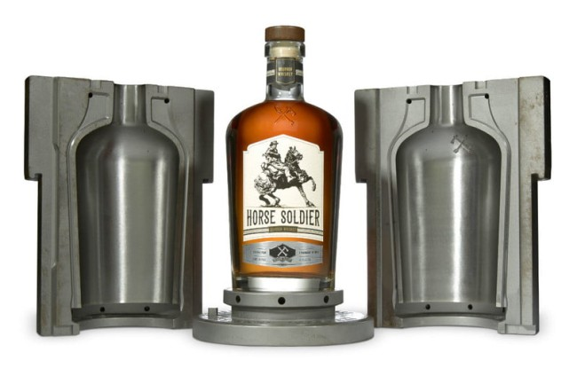 Horse Soldier Bourbon's New Bottle is Made from World Trade Center Steel