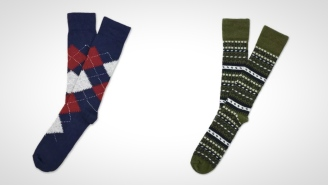 American-Made Cashmere + Merino Wool Socks Wick Sweat, Fight Odor, And Are Crazy Comfortable