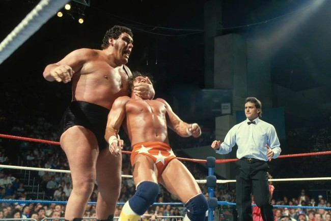 Andre the Giant Documentary 1