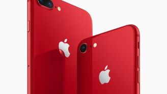Apple Reveals Special Edition iPhone 8 (PRODUCT)RED That Supports A Great Cause