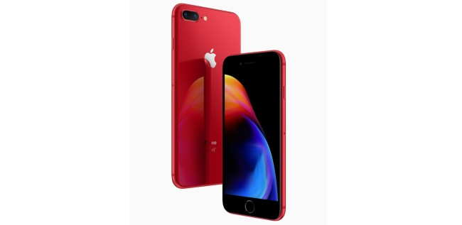 apple iphone 8 product red