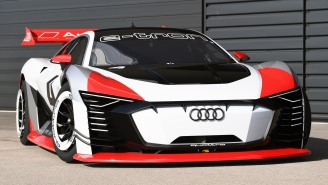 From PlayStation 4 To The Race Track: The 804 HP Audi E-Tron Vision Gran Turismo Is Now A Reality