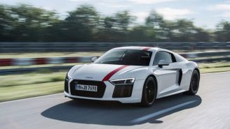 Audi Announces Their 2018 R8 RWS Will Be Available At The 'Bargain' Price Of $139,950
