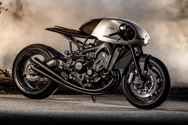 Auto Fabrica Type 11 Prototype One Motorcycle