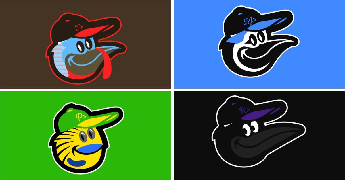 baltimore orioles logo birds
