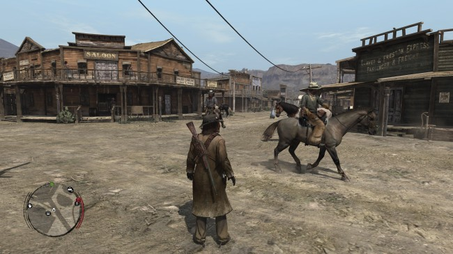 red dead redemption 4k xbox one