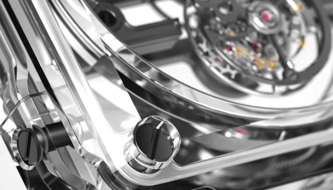 Bell Ross BR-X1 Skeleton Tourbillon Sapphire