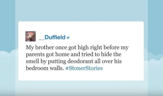 best of stoner stories hashtag tweets fallon