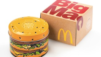 Celebrate The 50th Birthday Of McDonald's Big Mac With This Super Limited-Edition G-Shock Watch