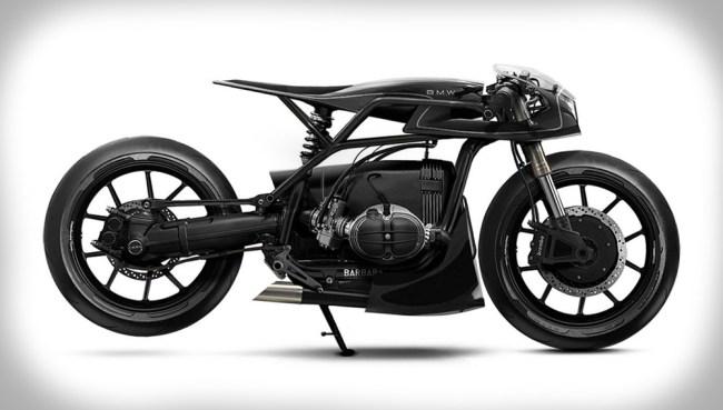 BMW R80 Black Mamba Barbara Motorcycles