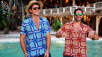 Attention Bros: Looks Like South-Of-The-Border Party Shirts Are Gonna Be All The Rage This Summer