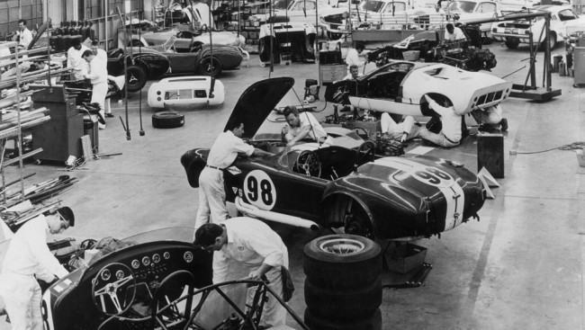 Carroll Shelby Cars Collection Auction Bonhams