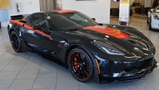 You Can Get An 800-Horsepower Chevrolet Corvette Grand Sport For Only $500,000