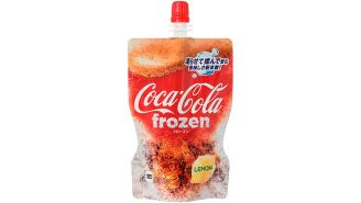 Coca-Cola Just Released The World's First Frozen Coke Slushie Packs But You Can't Have It