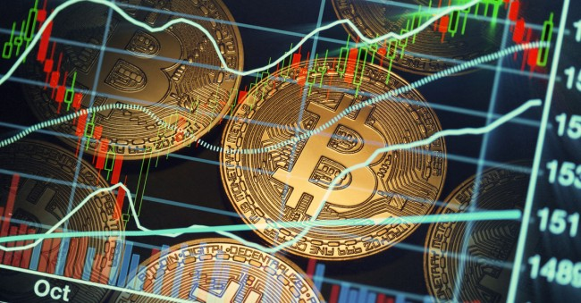 Cryptocurrency Rise Value Past Five Years Chart