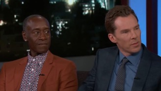 Cast Of 'The Avengers' Has A Secret Fantasy Football League And Don Cheadle Hates It