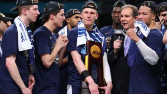 Greased Poles In Philadelphia Were No Match For Villanova Fans After Their National Championship Win