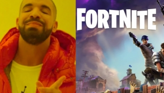 Drake Will Rap About 'Fortnite' On One Condition – If A 'Hotline Bling' Emote Is Added