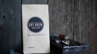 Dry Brew Chewable Coffee Is A Kick Of Caffeine In Your Pocket And It's Discounted Today