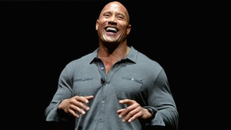 Dwayne Johnson Is Giving Away $300,000 During HQ Trivia On Wednesday