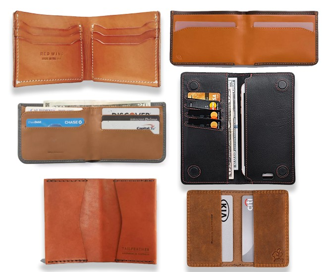 EDC Full Wallets