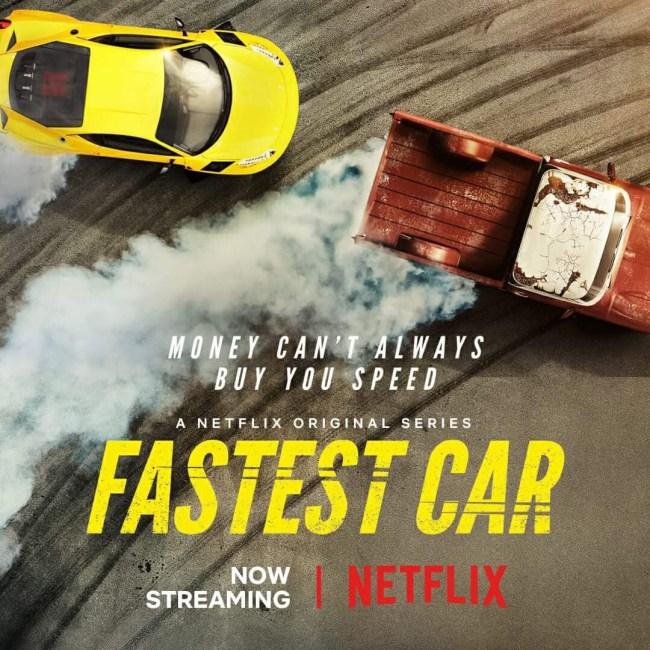 fastest car netflix new series reviews