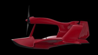 Want To Fly, But No Pilot's License? You Need The Half Jet Ski, Half Plane, All Fun FlyNano